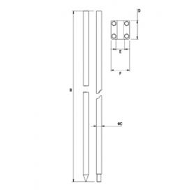 BATERIA LITOWA BAT-CR2032P2 ENERGIZER