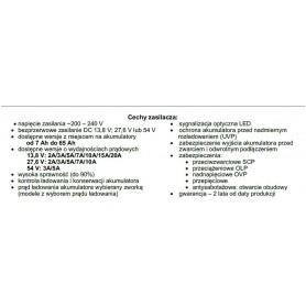 ZASILACZ UPS AT-UPS600-LED 600VA EAST